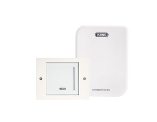 WLX Pro Wall Reader-Set Access weiß