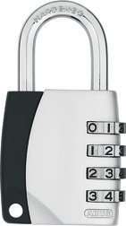 Cijferslot 155/40 with EAN Combination Padlock